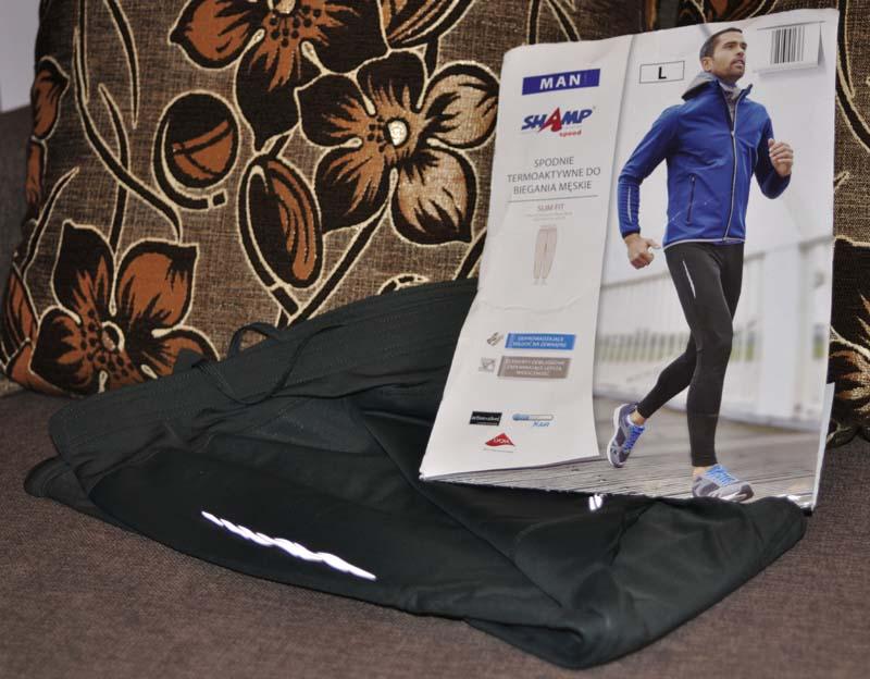 Shamp spodnie termoaktywne