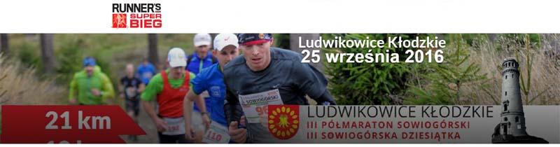3 Półmaraton Sowiogórski