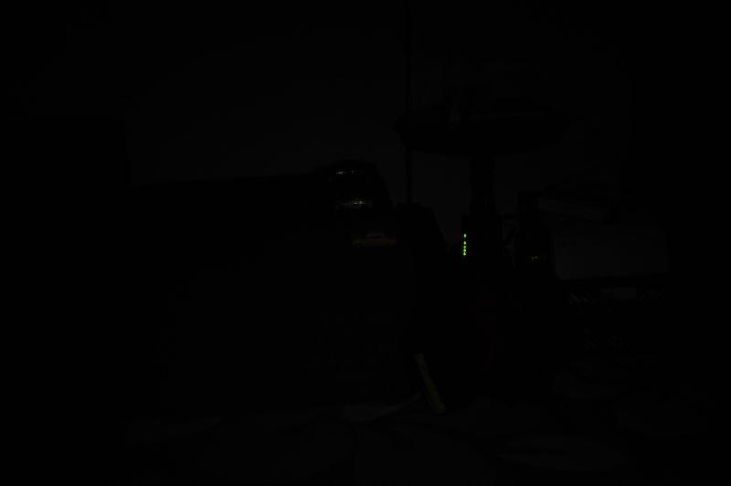 Światło na 2m, najniższa moc
