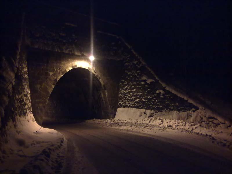 Tunel w Ludwikowicach