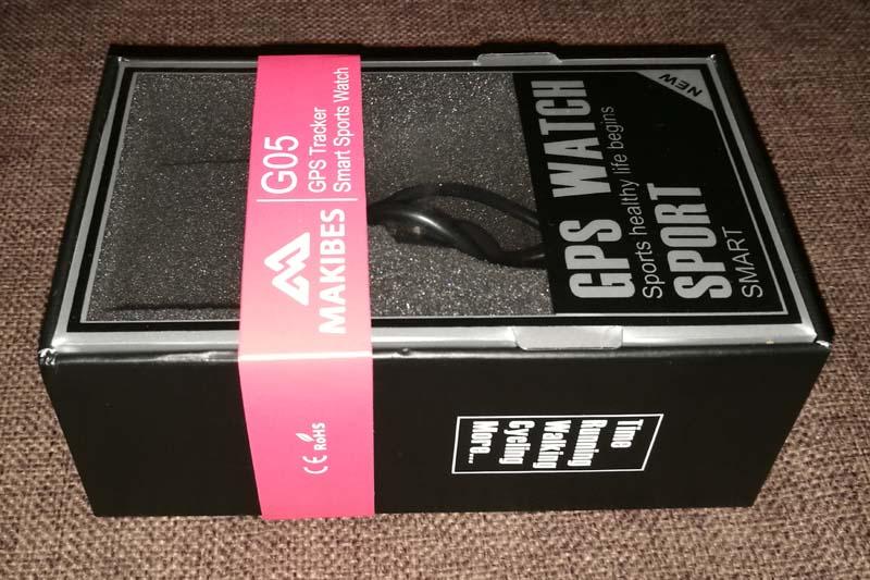 Makibes G05 box