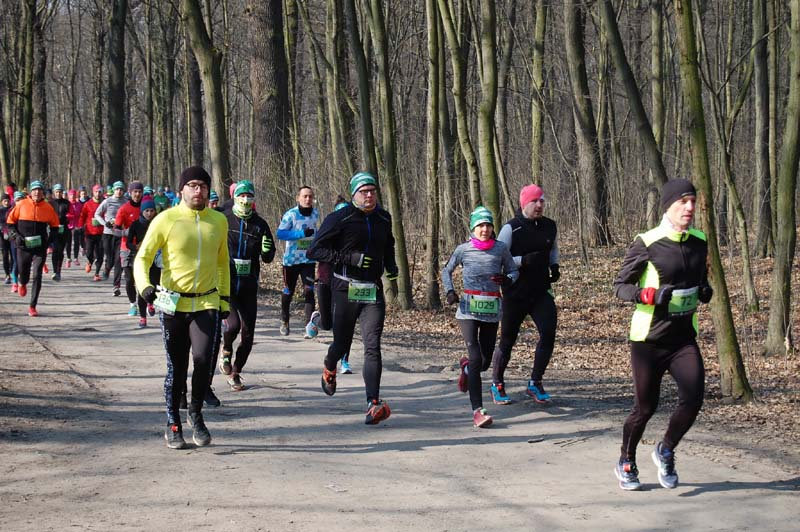 Fotka z 6 biegu City Trail - grupa na czas 25-28 min