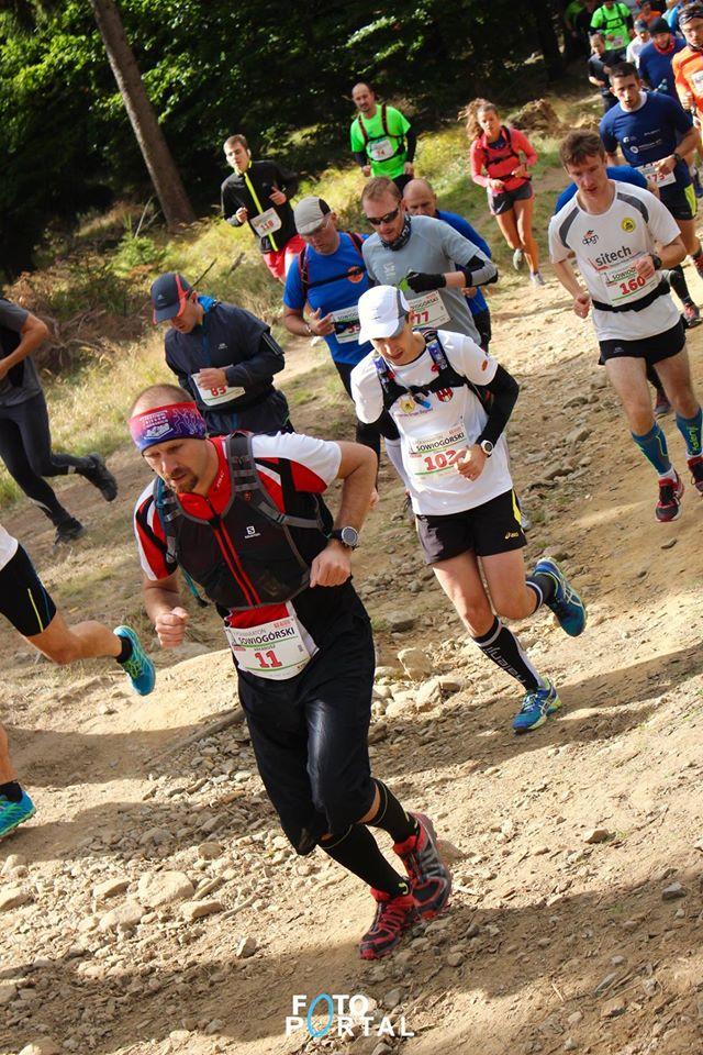 Zdjęcie z 2 Półmaraton Sowiogórski