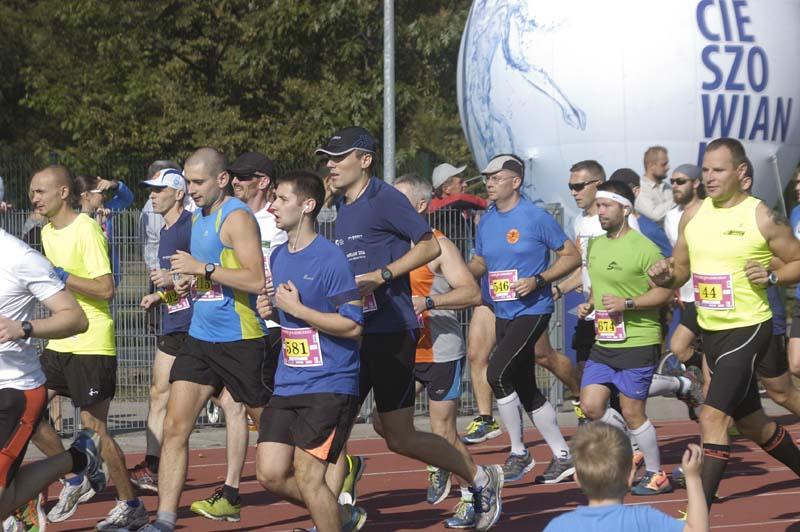 Polmaraton Legnica 2015
