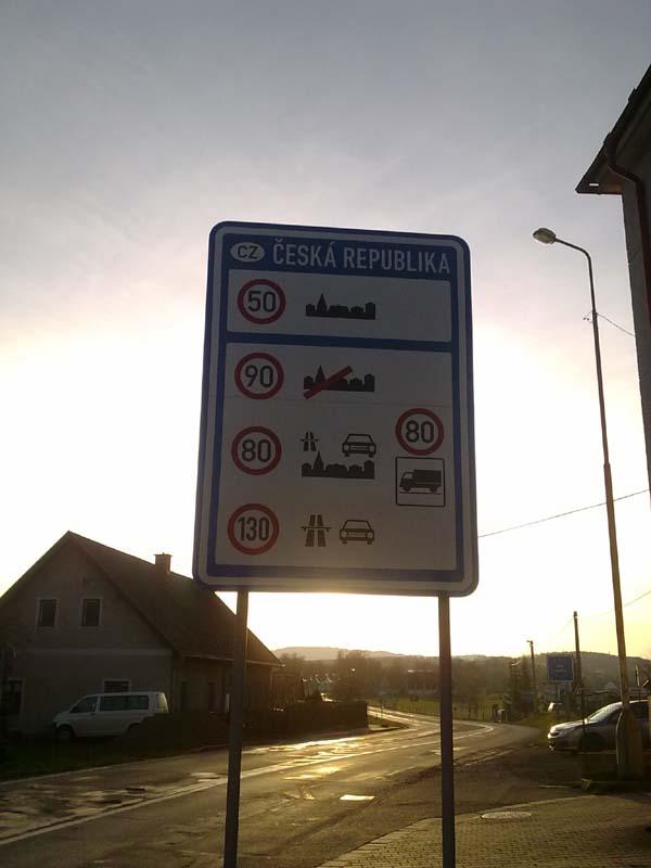 Czeska granica