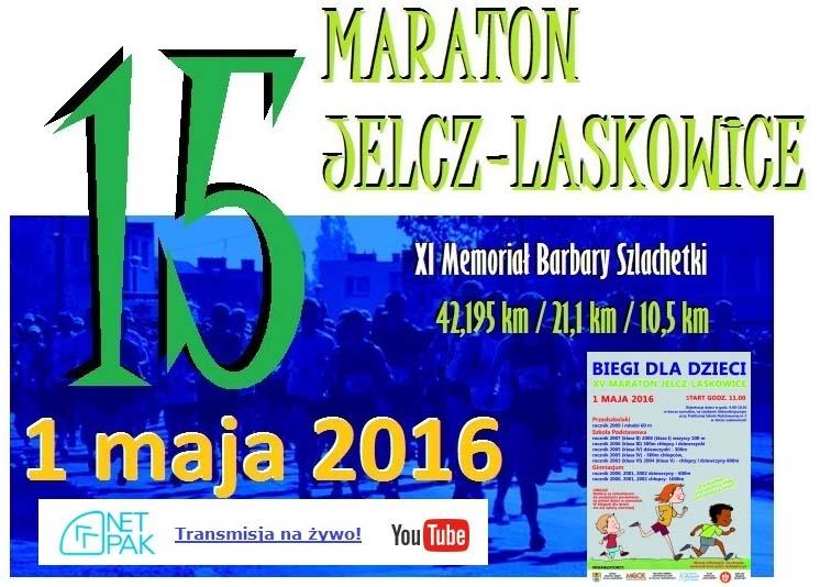 Logo maratonu JL