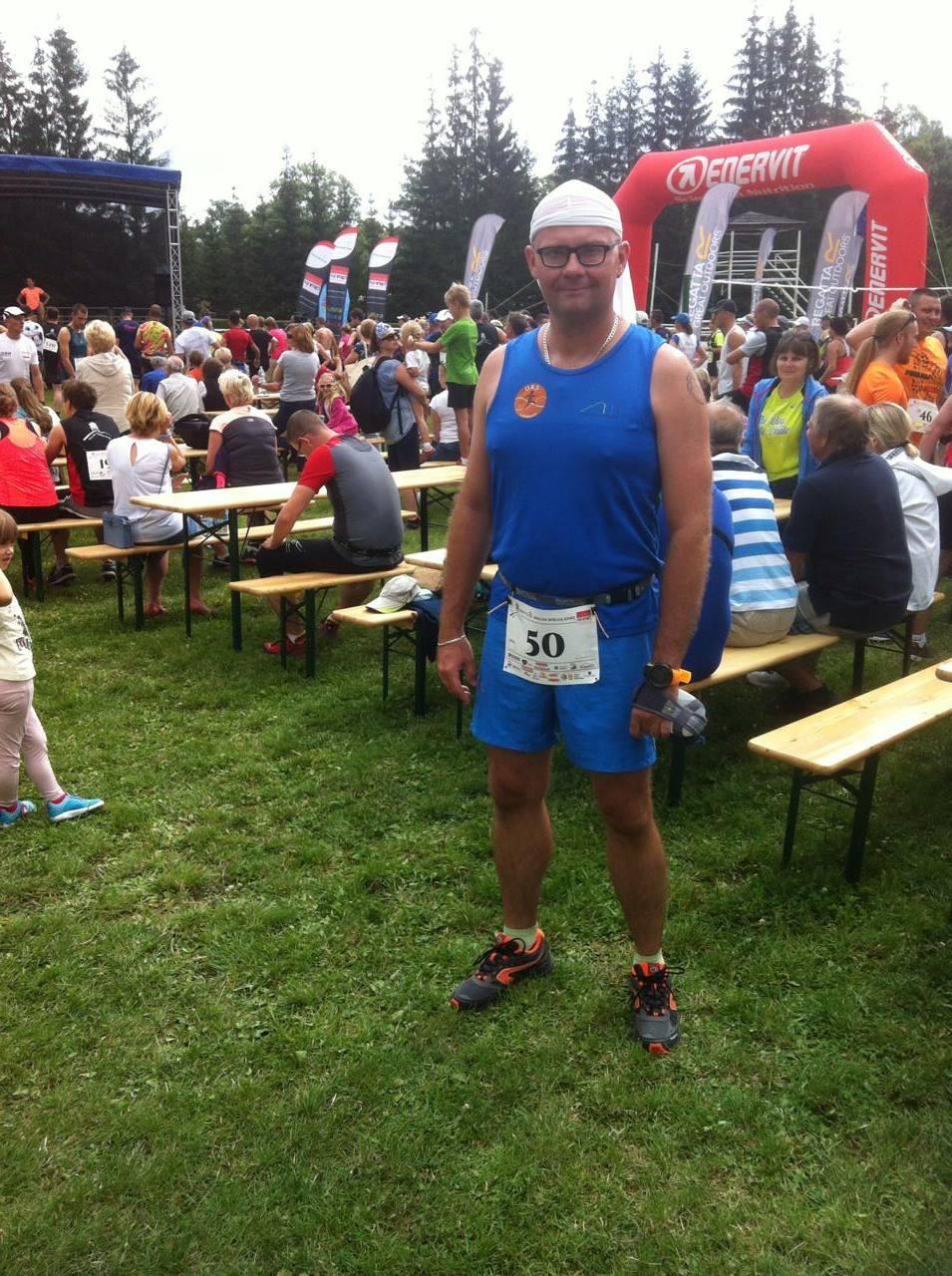 Regatta 8 Bieg na Wielką Sowę